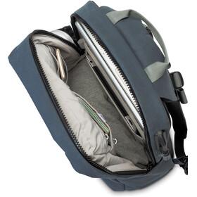 Pacsafe Intasafe Laptop Backpack 20l Navy Blue